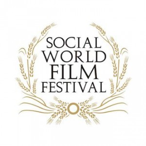 SOCIAL WORLD FILM VESTIVAL LOGO